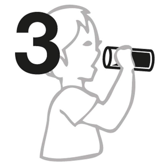 Manuel n° 3 pour Tasse à boire