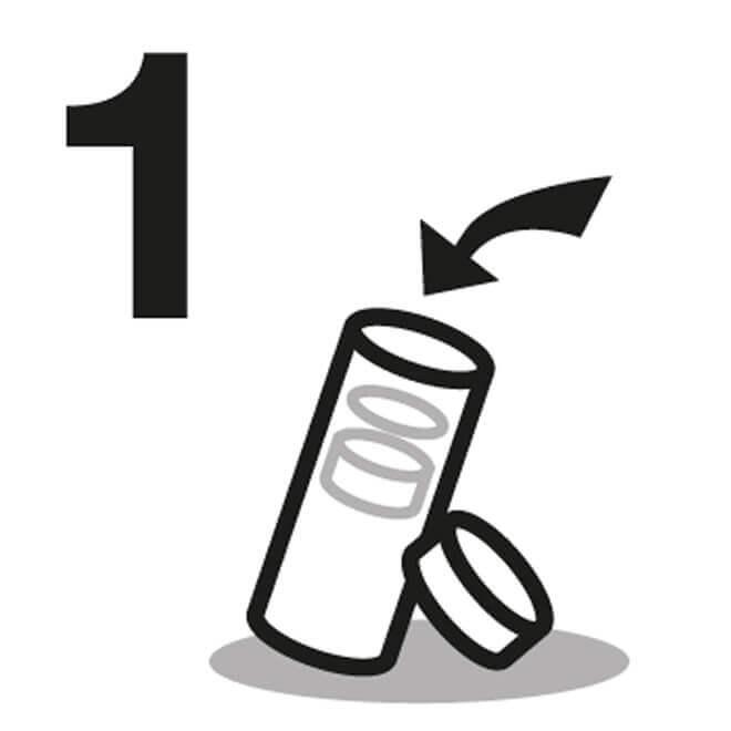Instrucción de Taza para bebidas 1