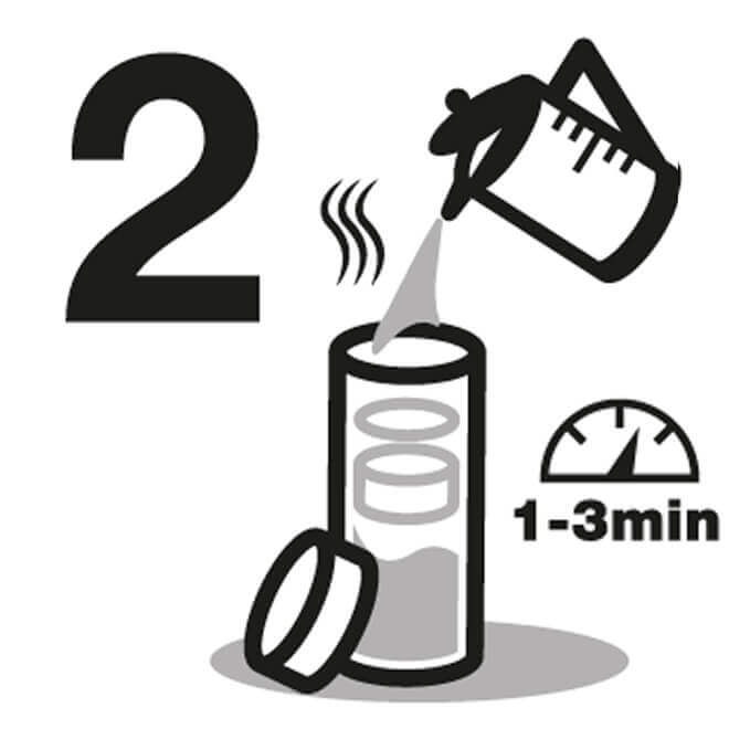 Instrucción de Taza para bebidas 2